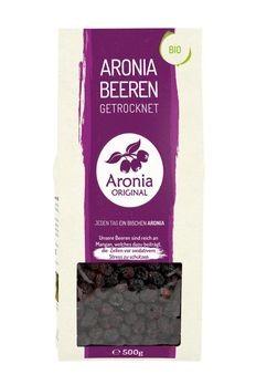 Aronia Original Aroniabeeren getrocknet Bio 500g
