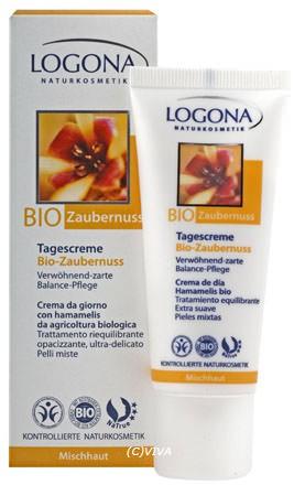 LOGONA Mattierendes Tagesfluid Bio-Bambus & Bio-Hamamelis 30ml