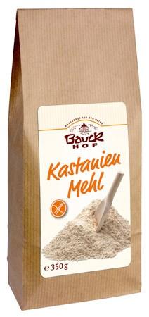 Bauckhof Kastanienmehl, glutenfrei 350g