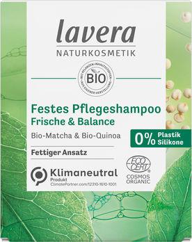 Lavera Festes Pflegeshampoo Frische & Balance 50g