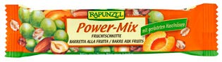 Rapunzel Fruchtschnitte Power-Mix 40g