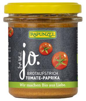 Rapunzel jo.Brotaufstrich Tomate-Paprika 140g