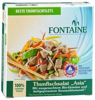 Fontaine Thunfisch-Salat Asia 200g