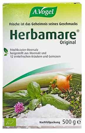 A. Vogel - Bioforce Herbamare Original Nachfüllpackung 500g