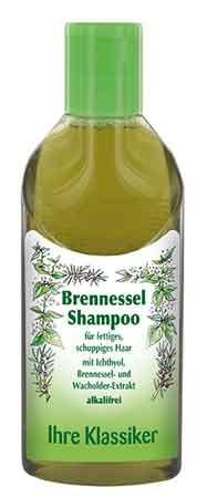 Ihre Klassiker Brennessel Shampoo 200ml/A