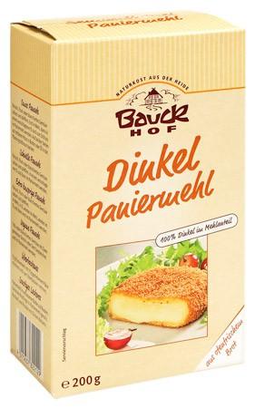Bauckhof Dinkel-Paniermehl 200g