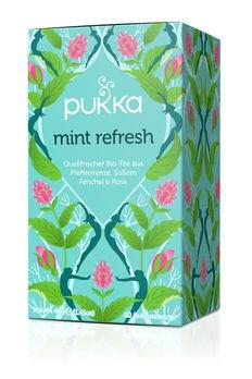 Pukka Mint Refresh Tee 20 Beutel
