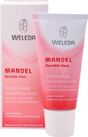 Weleda Mandel Wohltuende Gesichtscreme 30ml