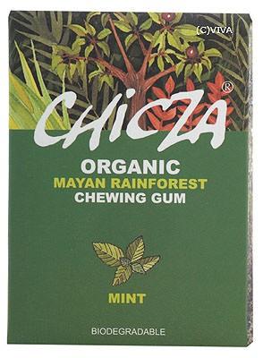 Chicza Kaugummi Mint 30g