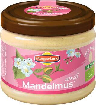 MorgenLand Mandelmus weiß 250g