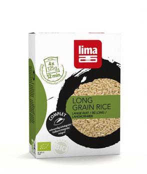 Lima Langkorn-Reis im Kochbeutel 500g