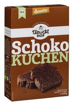 Bauckhof Schokokuchen Backmischung 425g