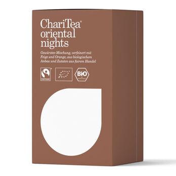 ChariTea oriental nights Doppelkammerbeutel 20 x 2g