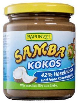 Rapunzel Samba Kokos Schokoaufstrich 250g