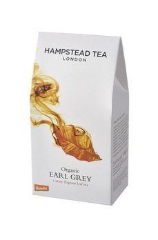 Hampstead Tea Earl Grey demeter Tüte 100g
