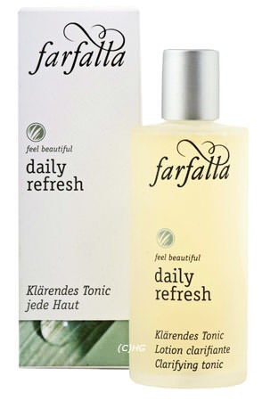 Farfalla Daily Refresh Klärendes Tonic 80ml