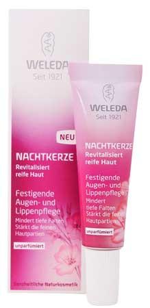 Weleda Nachtkerze Augen- und Lippenpflege 10ml