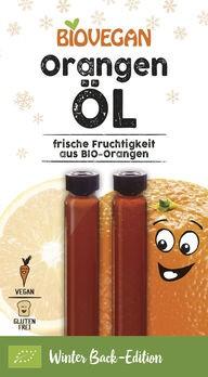 Biovegan Orangen Öl 2x2ml