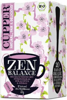 CUPPER Zen Balance Tea 35g 20 Beutel