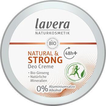 Lavera Deo Creme Natural & Strong 50ml
