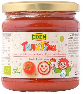 EDEN TomaTina Kinder-Tomatensauce 375g