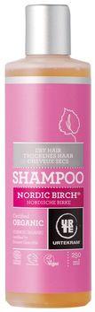 Urtekram Shampoo Nordische Birke (für trockenes Haar) 250ml