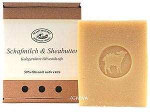 Soap Mystic Schafmilchseife mit Sheabutter 100g