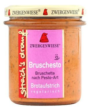 Zwergenwiese streichs drauf Bruschesto 160g