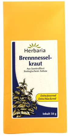 Herbaria Brennesselkraut-Tee 50g