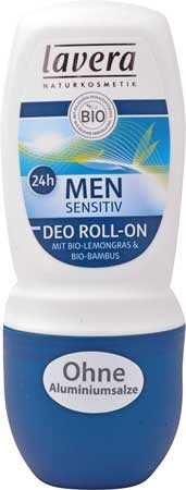 Lavera Men sensitiv 24h Deo Roll-on 50ml