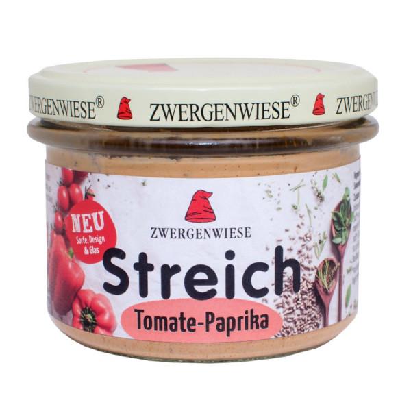 Zwergenwiese Paprika-Streich 180g