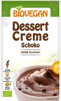 Biovegan Dessert Creme Schoko 68g