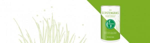 GREENIC Gerstengras Pulver 100g