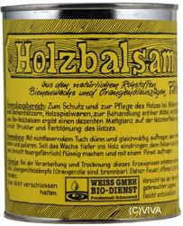 Bio-Dienst Holzbalsam mit Bienenwachs 750ml