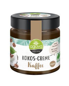 agava Kokos-Creme Kaffee 200g