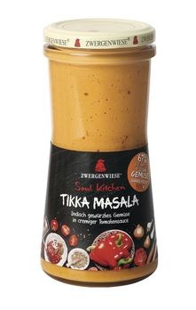 Zwergenwiese Soul Kitchen Tikka Masala 420ml