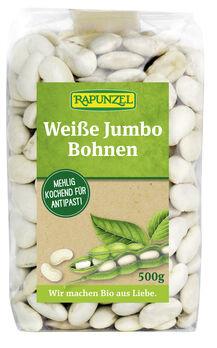 Rapunzel Weiße Jumbo-Bohnen 500g