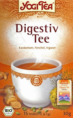 Golden Temple Digestiv-Tee 17Btl