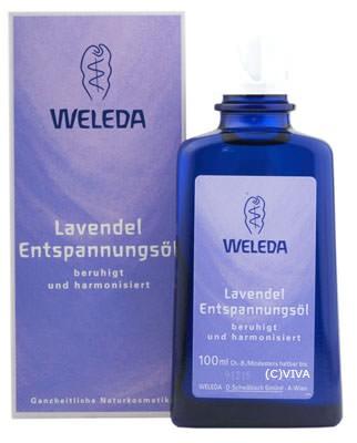 Weleda Lavendel-Entspannungs-Öl 100ml