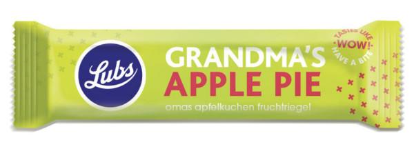 Lubs Fruchtriegel Grandma´s Apple Pie 40g