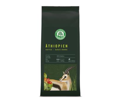 Lebensbaum Äthiopien Kaffee, Bohne 250g