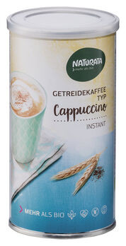 Naturata Getreidekaffee Cappuccino Instant 175g