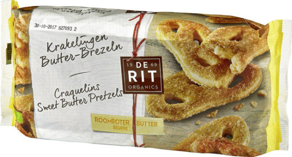 De Rit Butter Bretzeln 150g