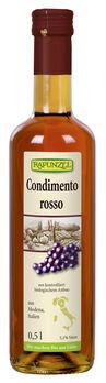 Rapunzel Condimento Rosso, Balsamico 0,5l