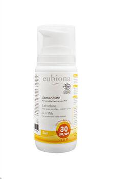 Eubiona Sonnenmilch LSF 30 100ml