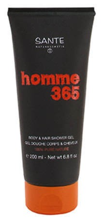 SANTE Homme 365 Body and Hair Shower Gel 200ml