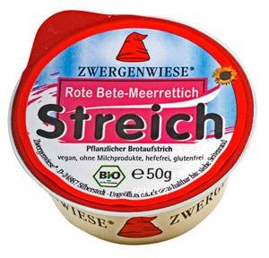 Zwergenwiese Kleiner Streich Rote Bete-Meerrettich 50g