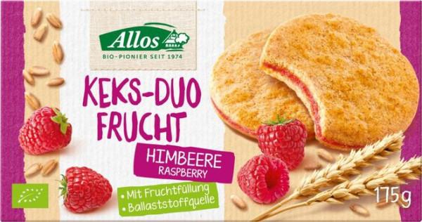 Allos AL Keks-Duo Frucht Himbeere 175g