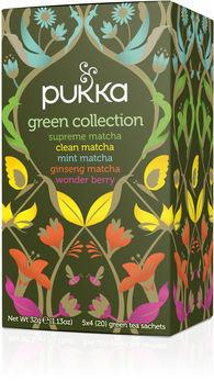 Pukka Green Collection 20Btl