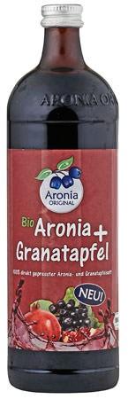 Aronia Original Aronia-Granatapfelsaft Direktsaft 700ml